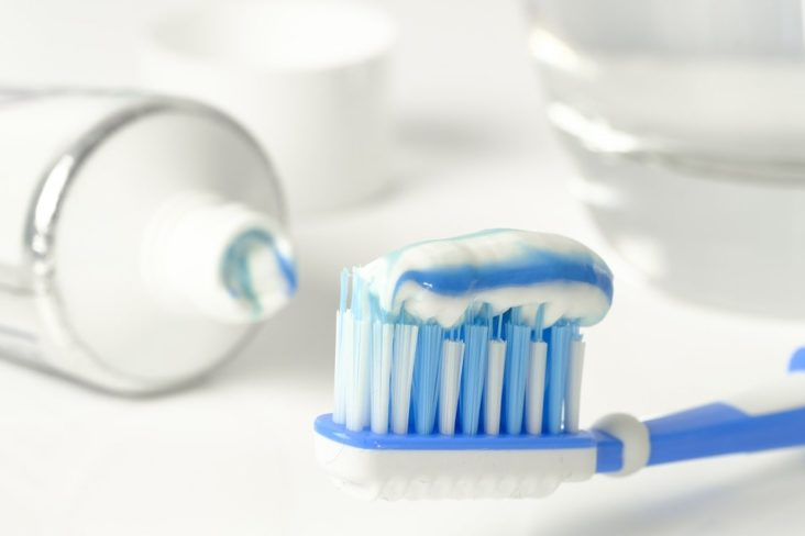 Tooth Brush and Toothpaste